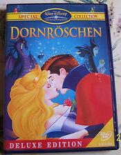 Dornröschen - Walt Disney - 2 DVD Deluxe Edition Z4 - ab 14 Jahre - neuwertig