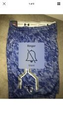 Seton Hall Pirates Under Armour Team Issued Game Worn Basketball Shorts