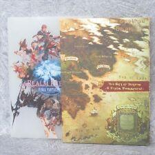 FINAL FANTASY XIV 14 Art of Eorzea A Realm Reimagin Book FFXIV Ltd *