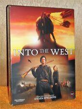 Into The West (DVD, 2005, 4-Disc) Keri Russell Skeet Ulrich Steven Spielberg