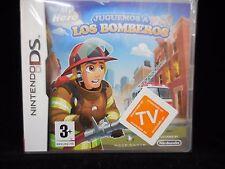 Juguemos a los bomberos para Nintendo DS Nuevo y precintado