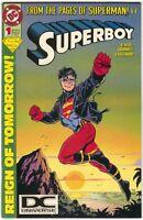 Superboy 1 DC 1994 NM DCU Universe UPC Logo Variant