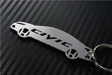 ' CIVIC Berline CIVIC voiture' Porte-clés I VTEC SE type S R TR FN2 GT MUGEN