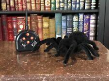 Remote Control Tarantula Spider Halloween Trick Toy
