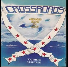 CD Crossroads southern Gloriolle/us-southern rock 1979
