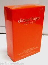 NEW* Clinique Happy for Men Cologne Spray Eau De Cologne EDC 100ml NIB & Sealed*