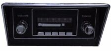 Custom Autosound Slidebar Radio Ford Mustang 1971 71 1972 1973 300w USB Aux iPod