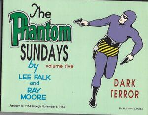 THE PHANTOM Sundays, Vol.#4 (01/10/54~11/06/55) -TPB, VF