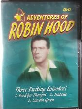 Adventures of Robin Hood Dvd Slim Case