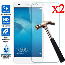 For Huawei Honor 7 Lite / 5C 2PCS 9H+ Genuine Tempered Glass Screen Protector