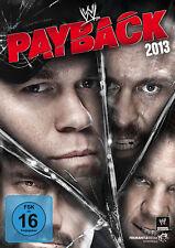 WWE Payback 2013 DVD DEUTSCHE VERKAUFSVERSION