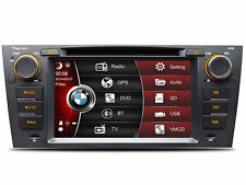 "EONON D5165XE 7"" HD Touch Screen Autoradio GPS BMW E90-E93 -EU Map-USB-Bluetooth"