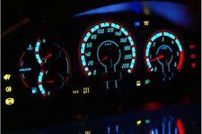 Mazda 323F BJ (1998-2003) , Premacy 1gen. glow gauges dials plasma dials kit tac