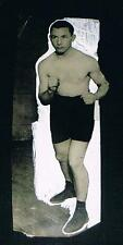 "VERY RARE Benny Leonard large boxing 13 1/2"" photo boxer world Jewish champion"
