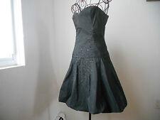 Flavio Castellani Bubble Womens Dress Black Size 44