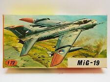 "LOT 13036 | KP 4 ""MiG-19"" 1:72 Bausatz ungebaut in OVP"