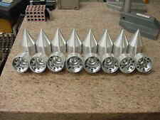 CHEVROLET GMC KODIAK / TOPKICK BILLET 30MM  WHEEL SPIKES 4500 4X4 CHEVY USA MADE