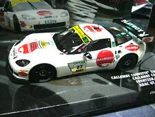 CHEVROLET Corvette Z06 R GT3 GT Masters Frentzen Buchbinder Minichamps Resi 1:43
