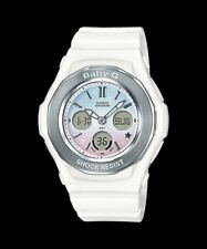 BGA-100ST-7A Baby-G Lady Watches Analog Digital Casio Resin