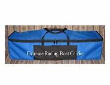"RC Boat Carrier Spartan Boat Bag / (NEW)  Field Tote 42"" Blue & Black"