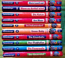 10 Wieso? Weshalb? Warum? Junior Bücher  von Ravensburger