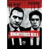 Righteous Kill - DVD - VERY GOOD