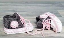 Babyschuhe Chucks Sneakers Gestrickt/gehäkelt