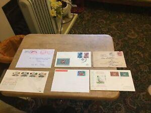 Netherlands X 6 Postal History Items