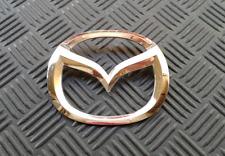OEM Mazda Body/Dash/Trunk Emblem. 12.5cm