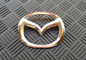 OEM Mazda Body/Dash/Trunk Emblem. 10cm