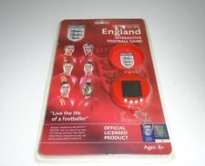 MATCHMASTER ENGLAND ELECTRONIC GAME.NEW/SEALED COLLECTABLE.