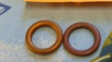 "Lot of 2 - 1/2"" CRUSH GASKET p/n AN900-8 (AIRCRAFT)"