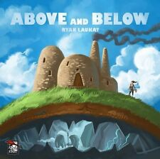 Above and Below Card Game - Red Raven Games - New