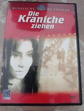 Die Kraniche Ziehen, DVD, russische Klassiker