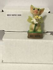 """Bee Mine� Whimsical World Of Pocket Dragons Hummel Goebel Collectibles No Box"