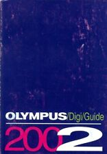 Prospekt Olympus Guide 2002 German