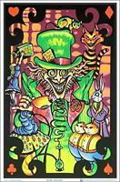 alice in wonderland poster mad hat Alice in Wonderland Print No.148