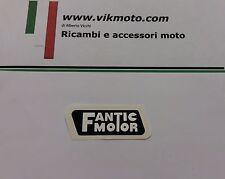 Adesivo Fantic Motor Minarelli S P6 K6 restauro carter frizione volano