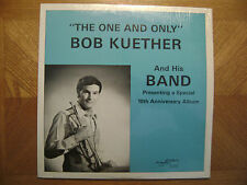 KL LP RECORD KLP 101/ BOB KUETHER/ THE ONE AND ONLY/ NR MINT VINYL /IN SHRINK