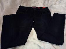 BNWT Quick Silver Ladies Blue Slim Low Tube Jeans Size 16W/32L