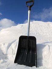 Auto Schneeschaufel 26 cm Breit mit Teleskopstange Alu