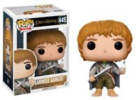 """New Pop Movies: Lord Of The Ring - Samwise Gamgee 3.75"""" Funko Vinyl COLLECTIBLE"""