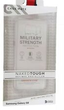 Case-Mate Samsung Galaxy S8 Case NAKED TOUGH Clear Military Strength N