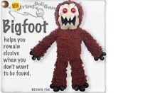 Kamibashi Bigfoot The Original String Doll Gang Keychain Clip