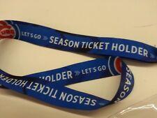 2016 Chicago Cubs Exclusive Season Ticket Holder Lanyard