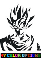 Decal Vinyl Truck Car Sticker - DBZ Dragon Ball Z Goku Super Saiyan
