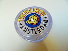 Bulldog Amsterdam 3 Part Plastic Grinder.4 Colour options.