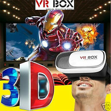 Cardboard VR Box 2nd Gen Google Virtual Reality 3D Glasses, Bluetooth Controller