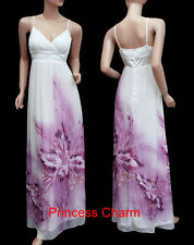 Chiffon Cocktail Hand-wash Only Maxi Dresses for Women