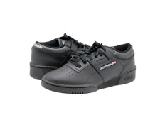 811b93285765f REEBOK CN0637 WORKOUT LOW Mn s (M) Black Light Grey Synthetic Lifestyle  Shoes